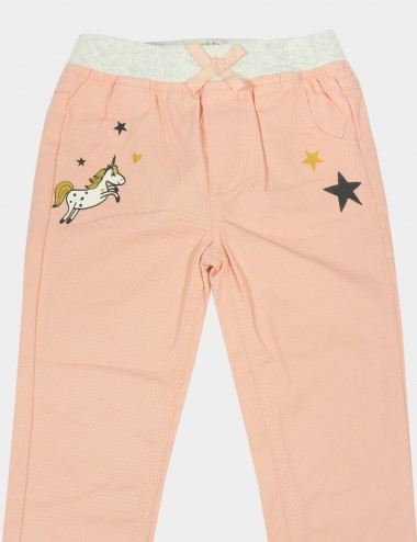PANTALON KIDS LAND C/DISEÑO