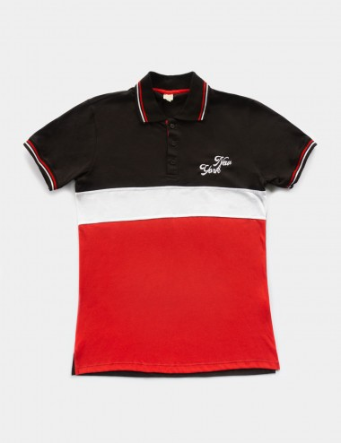CAMISETA POLO T&G M/C BORDADO
