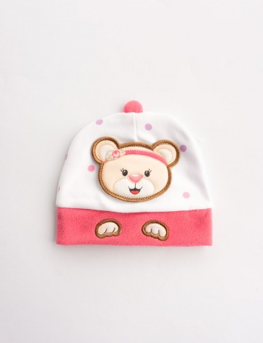 GORRO TRAVESURAS BORDADO